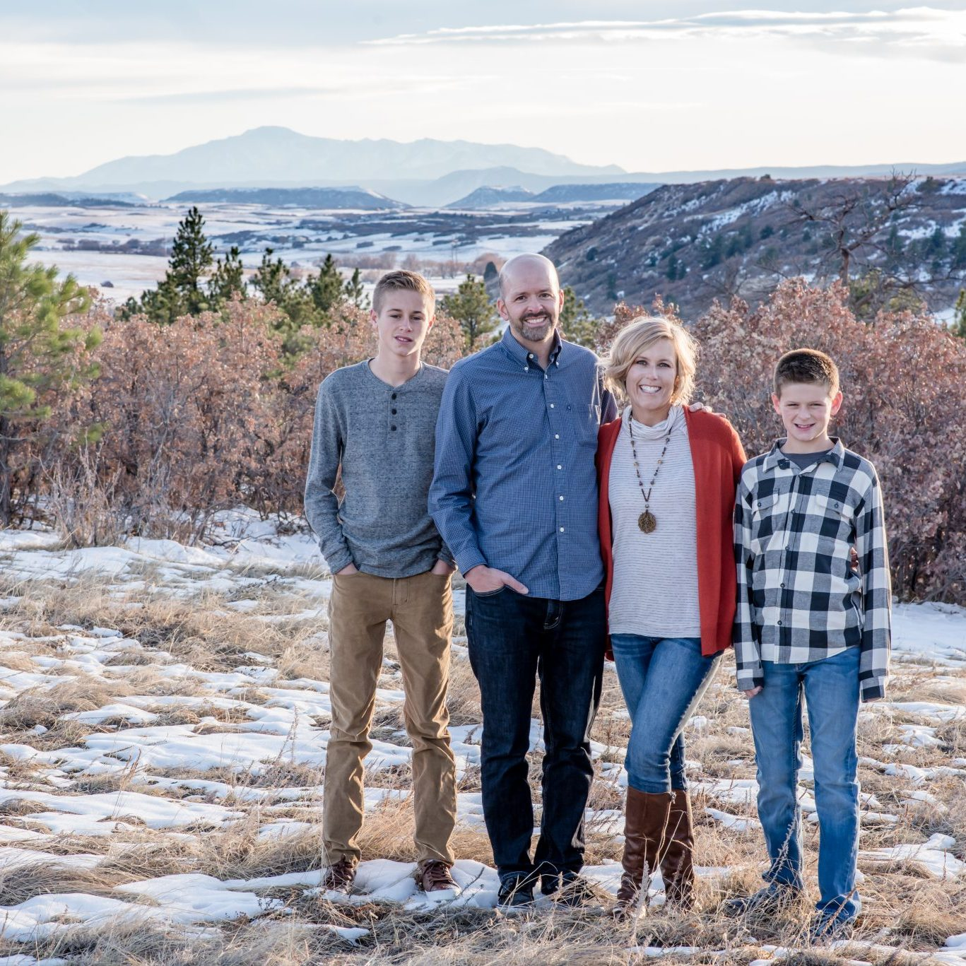 castle rock family photography